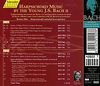 Cembalomusik D.Jungen Bach Ii - Produktdetailbild 1