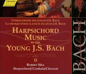 Cembalomusik D.Jungen Bach Ii, Robert Hill