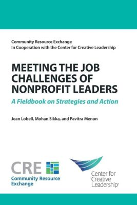 Center for Creative Leadership Press: Meeting the Job Challenges of Nonprofit Leaders: A Fieldbook on Strategies and Actions, Jean Lobell, Mohan Sikka, Pavitra Menon