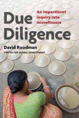 Center for Global Development: Due Diligence, David Roodman