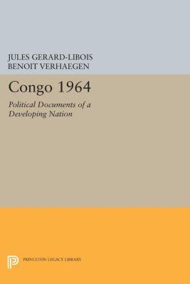 Centre de Recherche et D'Information Socio-Politiques: Congo 1964, Benoit Verhaegen, Jules Gerard-Libois