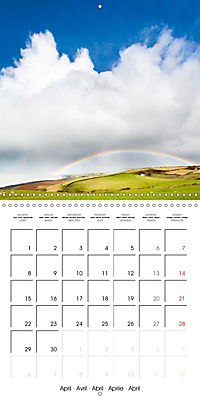 Ceredigion 2019 (Wall Calendar 2019 300 × 300 mm Square) - Produktdetailbild 4