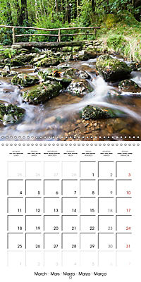 Ceredigion 2019 (Wall Calendar 2019 300 × 300 mm Square) - Produktdetailbild 3