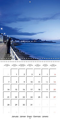 Ceredigion 2019 (Wall Calendar 2019 300 × 300 mm Square) - Produktdetailbild 1