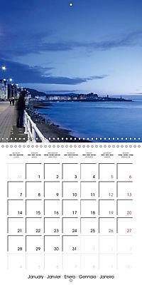 Ceredigion 2019 (Wall Calendar 2019 300 × 300 mm Square) - Produktdetailbild 1