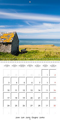 Ceredigion 2019 (Wall Calendar 2019 300 × 300 mm Square) - Produktdetailbild 6