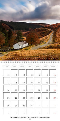 Ceredigion 2019 (Wall Calendar 2019 300 × 300 mm Square) - Produktdetailbild 10