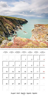 Ceredigion 2019 (Wall Calendar 2019 300 × 300 mm Square) - Produktdetailbild 8