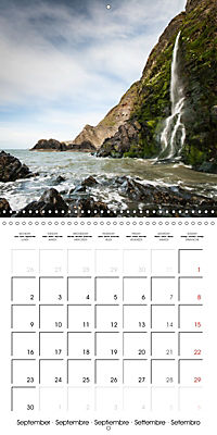 Ceredigion 2019 (Wall Calendar 2019 300 × 300 mm Square) - Produktdetailbild 9