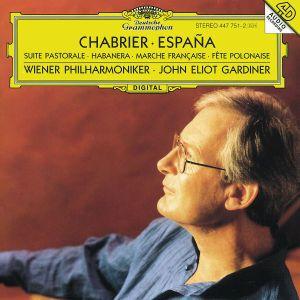 Chabrier: España, Suite pastorale, John Eliot Gardiner, Wp