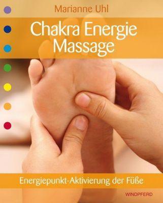 Chakra-Energie-Massage, Marianne Uhl