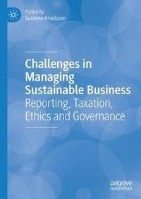 Challenges in Managing Sustainable Business