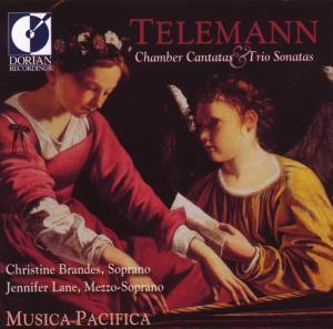 Chamber Cantatas & Trio Sonatas, Musica Pacifica