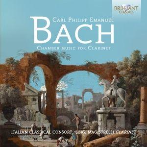 Chamber Music For Clarinet, Carl Philipp Emanuel Bach