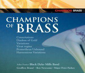 Champions Of Brass, Geoffrey Brand, Black Dyke Band Mills