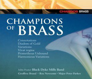 Champions Of Brass, Geoffrey Brand, Black Dyke Band Mills