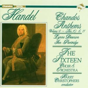 Chandos Anthems Vol.4, The Sixteen, Harry Christophers