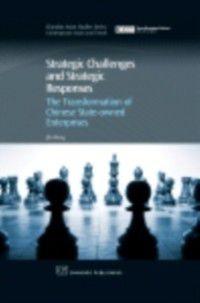 Chandos Asian Studies Series: Strategic Challenges and Strategic Responses, Jifu Wang