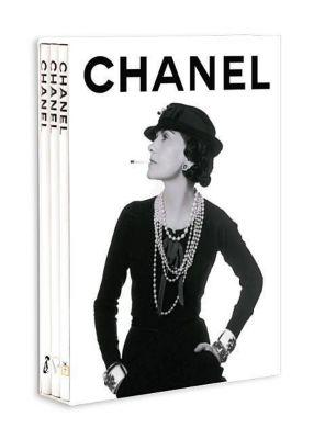 Chanel. Set of 3, Francois Baudot, Francoise Aveline