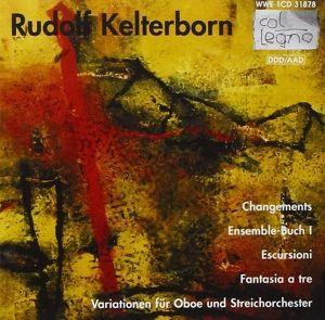 Changements/Ens.Buch I/Escursioni/+, Ernest Bour, Sinfonieorchester Des Südwestfunks