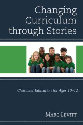 Changing Curriculum through Stories, Marc Levitt