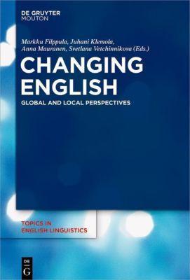 Changing English