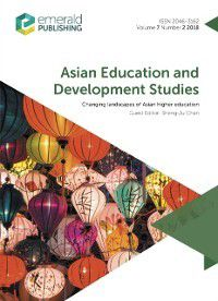 Changing landscapes of Asian higher education