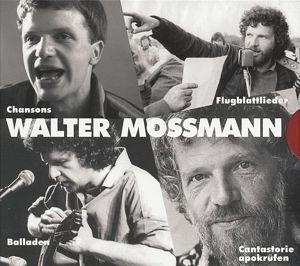 Chansons,Balladen,Flugblattlieder, Walter Mossmann