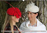 Chapeau! Hut-Kunst (Wandkalender 2019 DIN A3 quer) - Produktdetailbild 1
