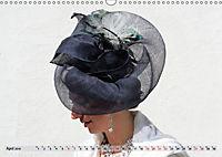 Chapeau! Hut-Kunst (Wandkalender 2019 DIN A3 quer) - Produktdetailbild 4