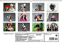 Chapeau! Hut-Kunst (Wandkalender 2019 DIN A3 quer) - Produktdetailbild 13