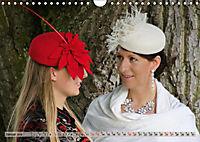Chapeau! Hut-Kunst (Wandkalender 2019 DIN A4 quer) - Produktdetailbild 3