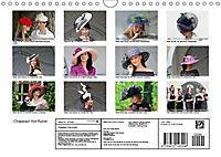 Chapeau! Hut-Kunst (Wandkalender 2019 DIN A4 quer) - Produktdetailbild 13
