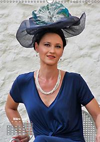 Chapeau! Kunstwerk Hut (Wandkalender 2019 DIN A3 hoch) - Produktdetailbild 3