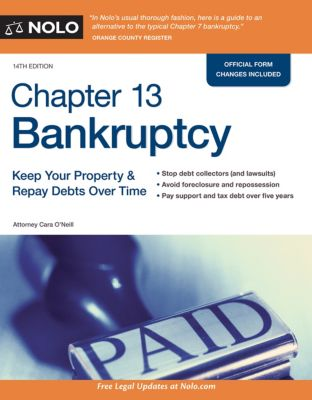 Chapter 13 Bankruptcy, Cara O'Neill