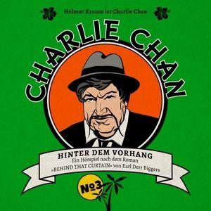 Charlie Chan 03: Hinter Dem Vorhang, Helmut Krauss, Udo Schenk, Sandra Steinbach, Groeger