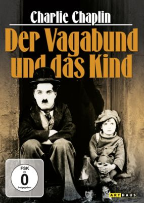 Charlie Chaplin: Der Vagabund und das Kind