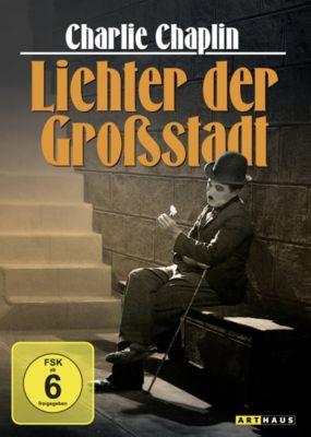 Charlie Chaplin: Lichter der Großstadt