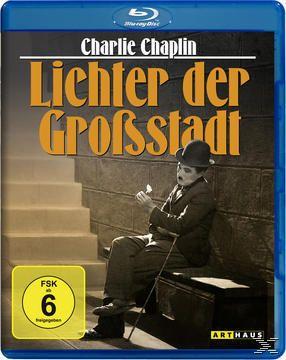 Charlie Chaplin - Lichter der Großstadt, Charles Chaplin
