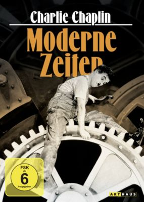 Charlie Chaplin: Moderne Zeiten, Charlie Chaplin, Paulette Goddard