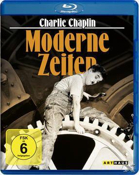 Charlie Chaplin - Moderne Zeiten, Charles Chaplin