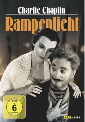 Charlie Chaplin: Rampenlicht, Charles Chaplin
