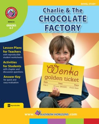 Charlie & The Chocolate Factory (Novel Study), Ron Leduc