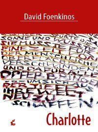 Charlotte, David Foenkinos