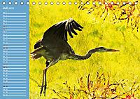 Charmantes Gezwitscher (Tischkalender 2019 DIN A5 quer) - Produktdetailbild 7