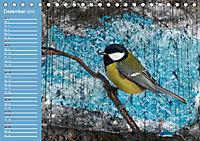 Charmantes Gezwitscher (Tischkalender 2019 DIN A5 quer) - Produktdetailbild 12