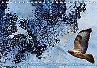 Charmantes Gezwitscher (Tischkalender 2019 DIN A5 quer) - Produktdetailbild 1