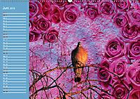 Charmantes Gezwitscher (Wandkalender 2019 DIN A2 quer) - Produktdetailbild 6