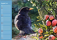 Charmantes Gezwitscher (Wandkalender 2019 DIN A2 quer) - Produktdetailbild 8