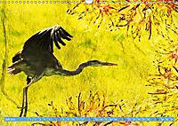 Charmantes Gezwitscher (Wandkalender 2019 DIN A3 quer) - Produktdetailbild 7